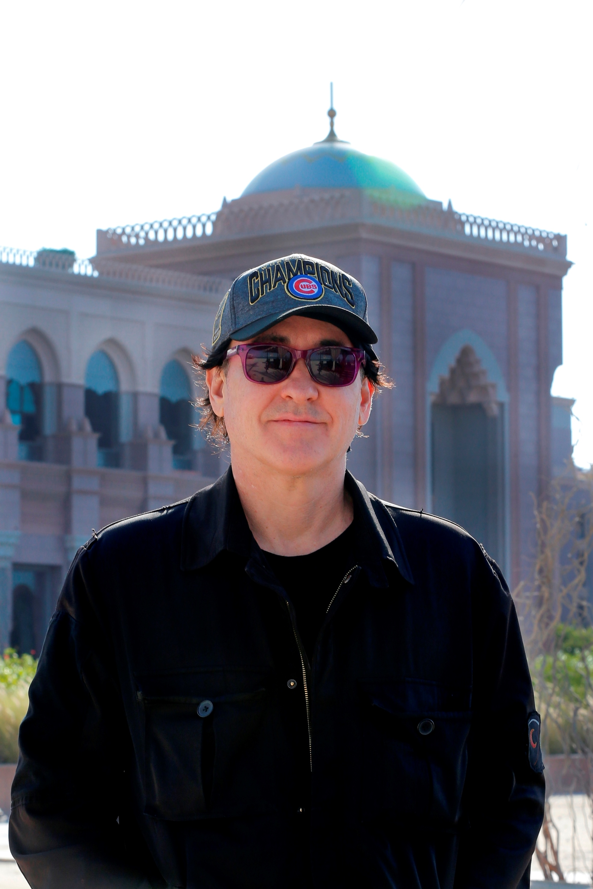 The Palace Of The Lost City >> John Cusack in Abu Dhabi - Trending Dubai