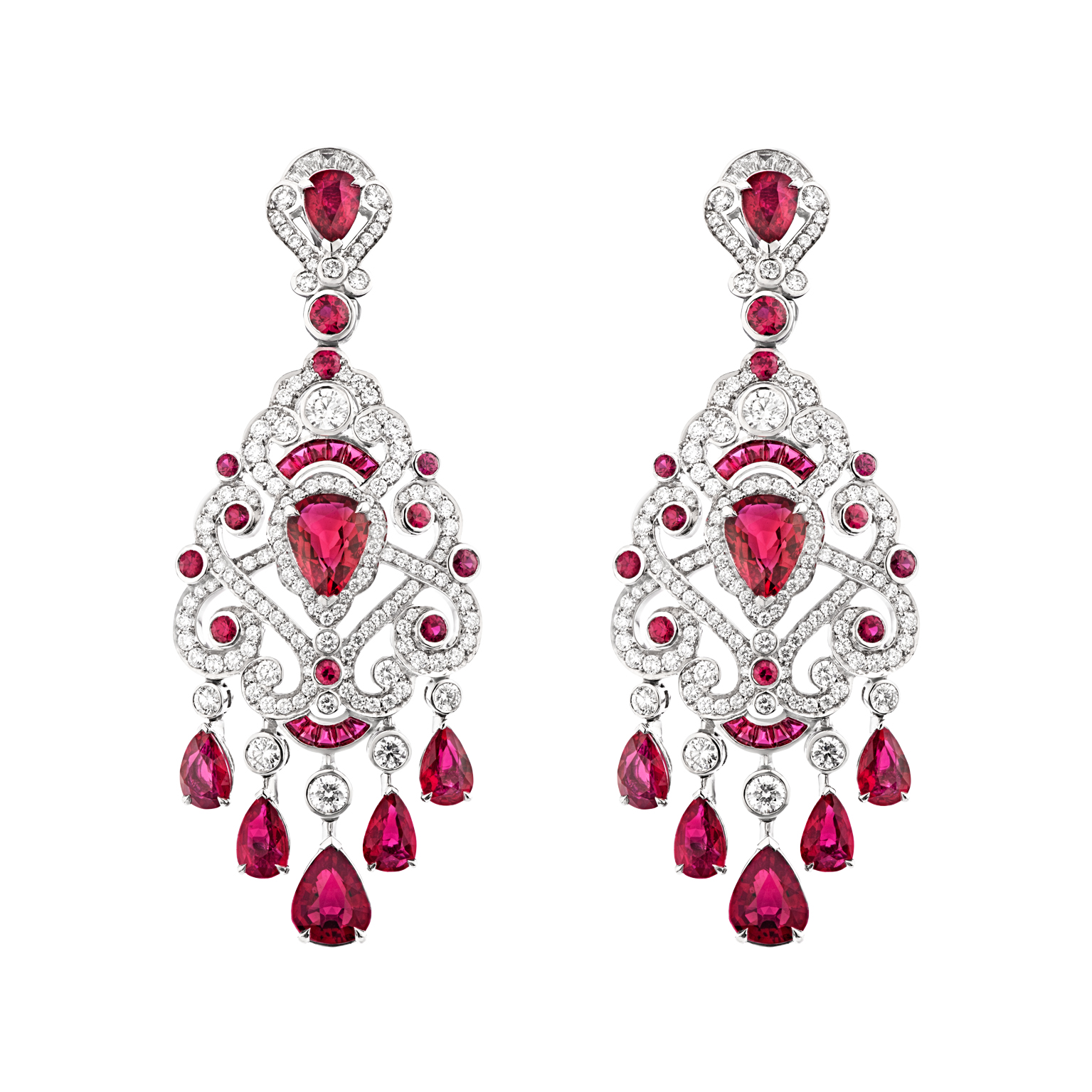antique lewis operandi large ruby moda red earrings renee loading by jewellery