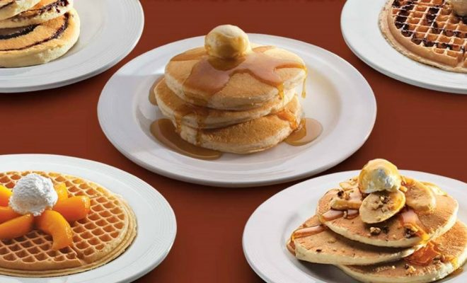 Pancake house dubai mall