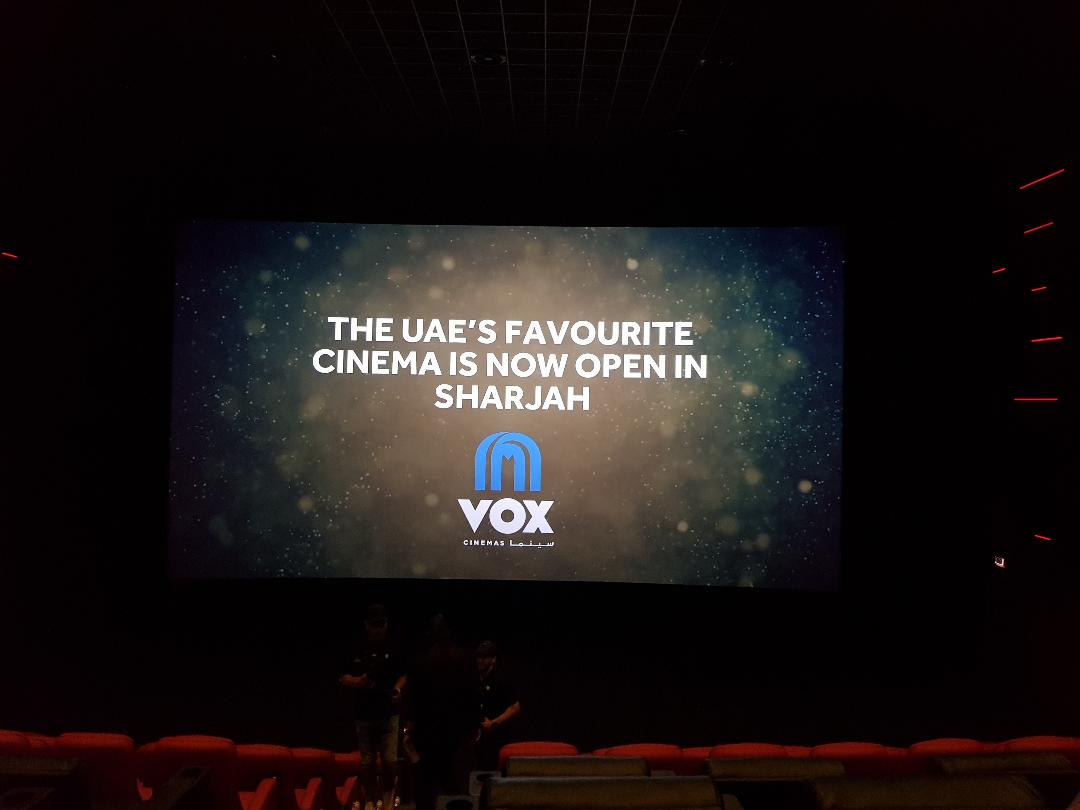 Vox Cinema City Centre Sharjah