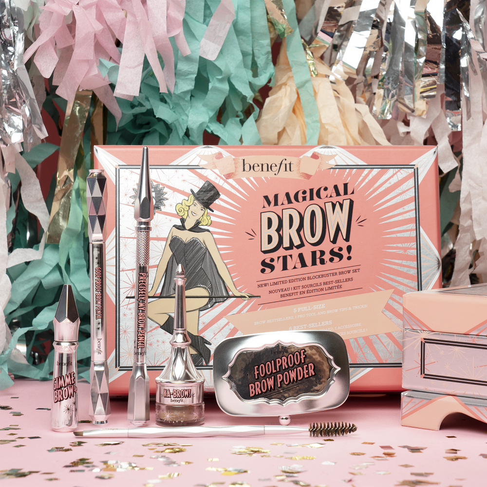 Magical Brow Stars Set