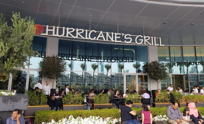 Hurricane's Grill