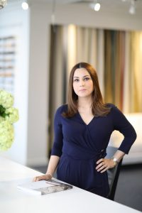 Irum Farhat, Interior Design Expert and Head of Communications at Benjamin Moore Middle East