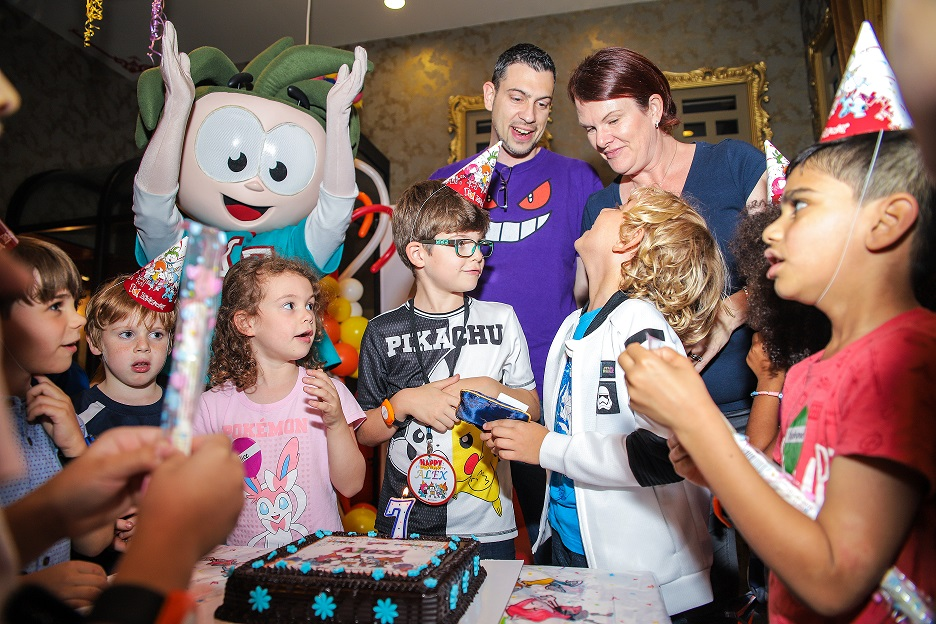 Birthday at KidZania® Dubai