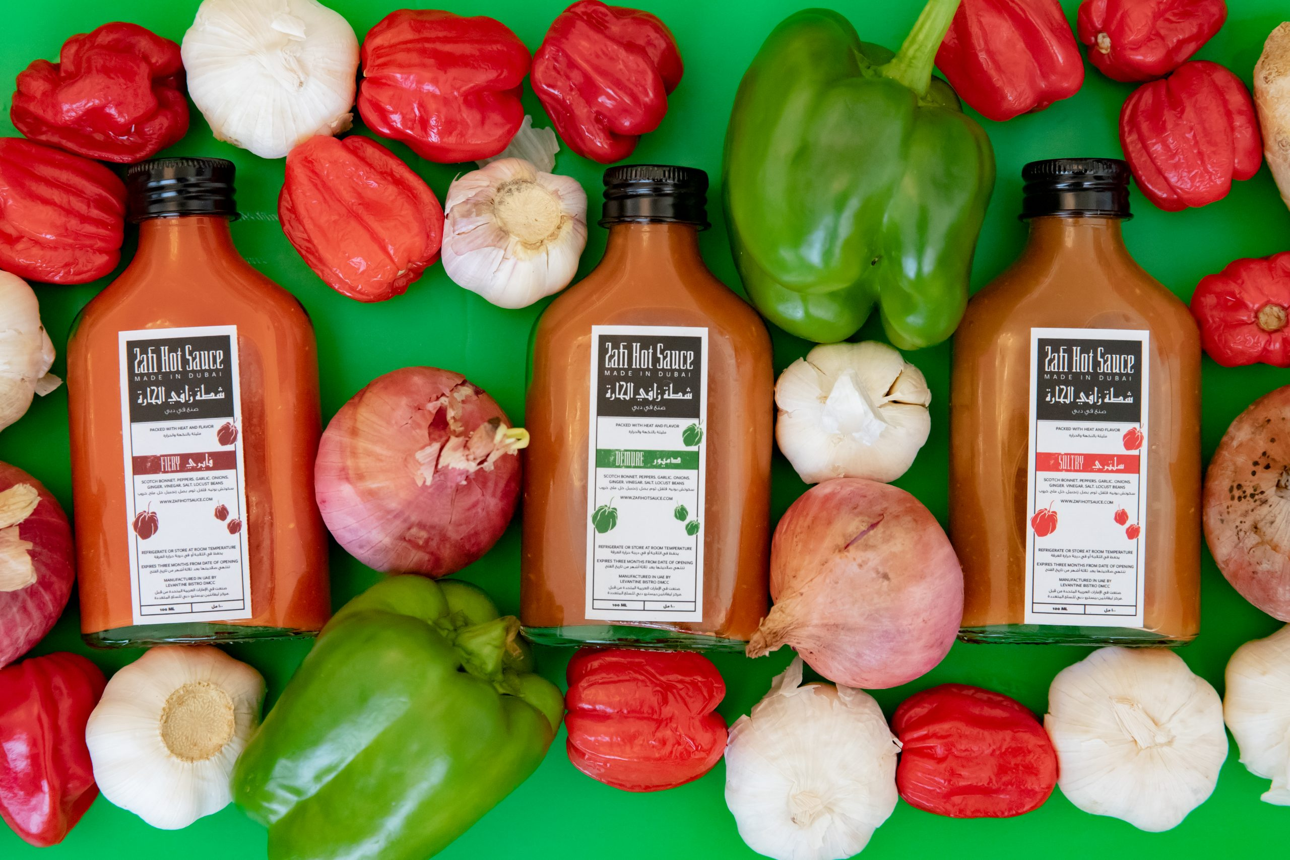 Zafi Hot Sauce: A homegrown artisanal hot sauce